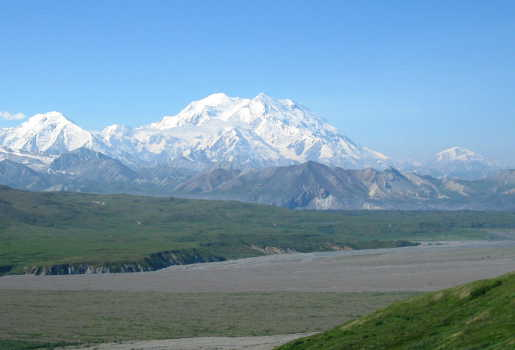 recently renamed denali mountain
