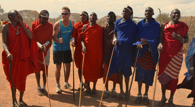 Maasai Village stay